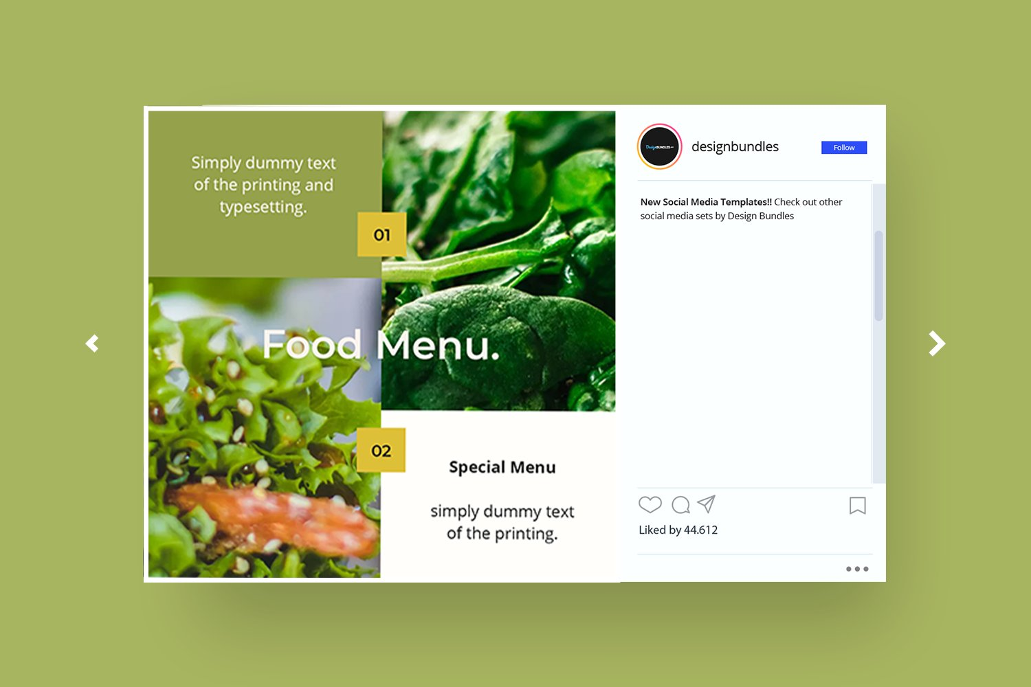 Social Media Template example image 5