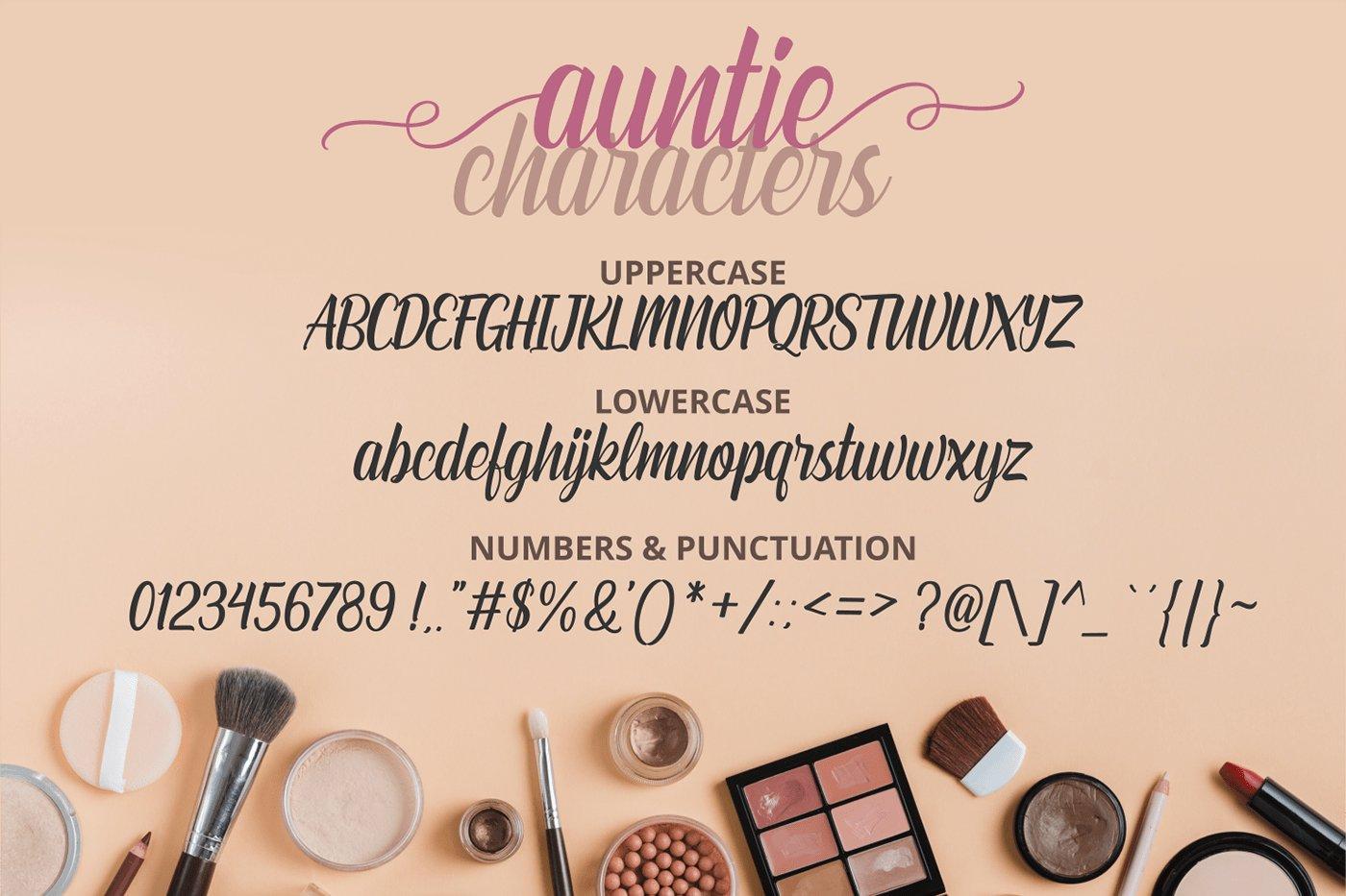 Auntie example image 6