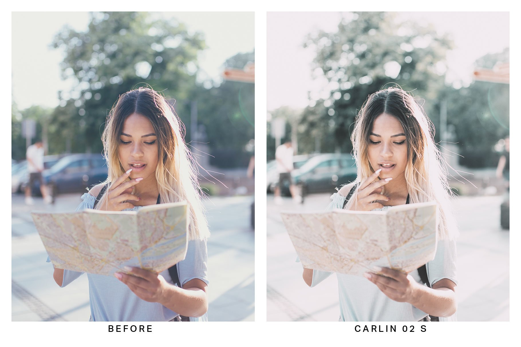 20 Palm White Lightroom Presets and LUTs example image 2