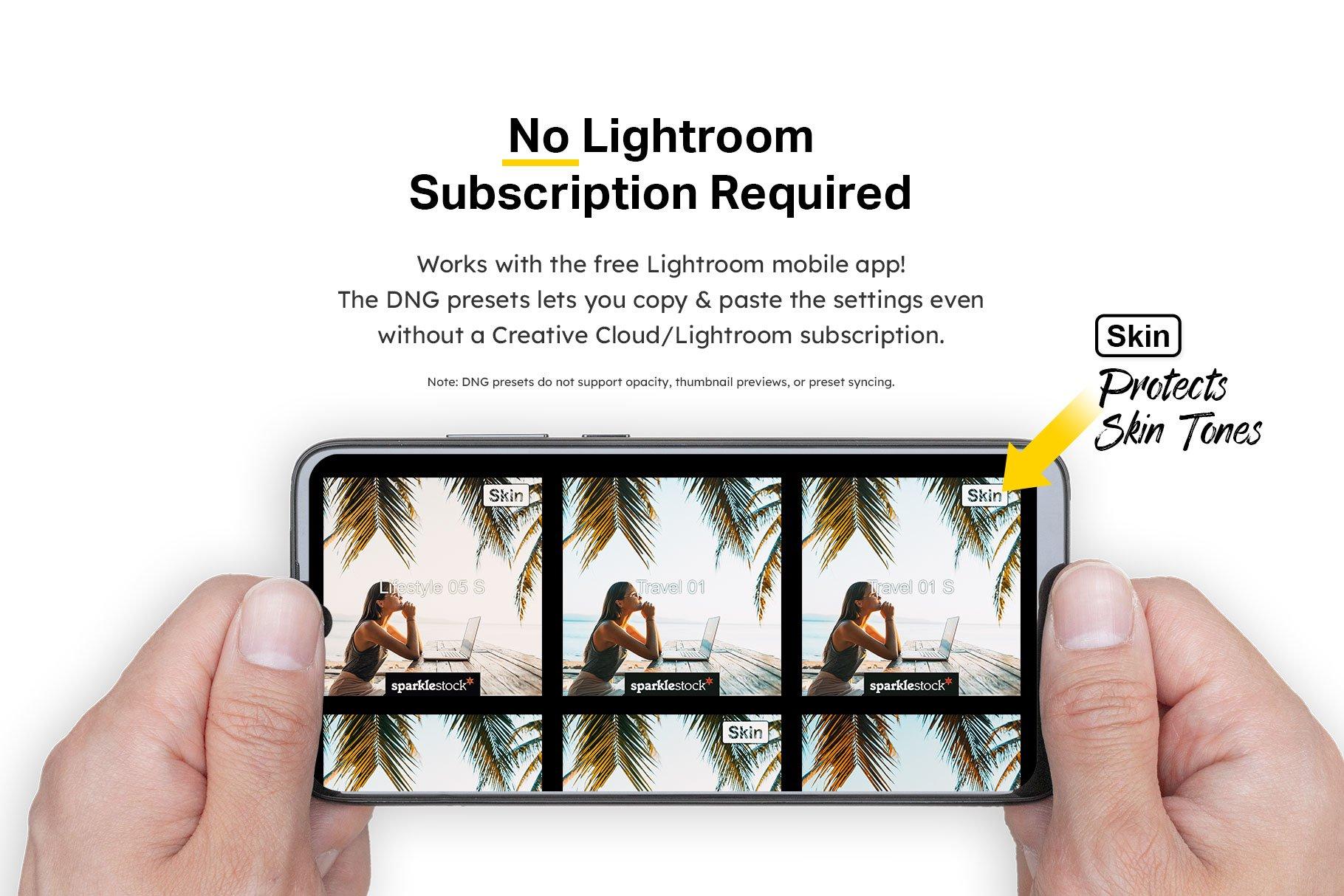 Travel Influencer Starter Kit - 20 Lightroom Presets example image 7