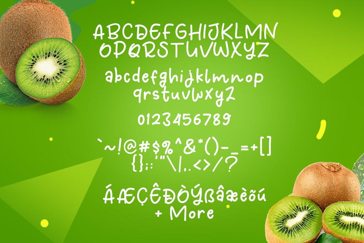 Fresh Kiwi example image 6