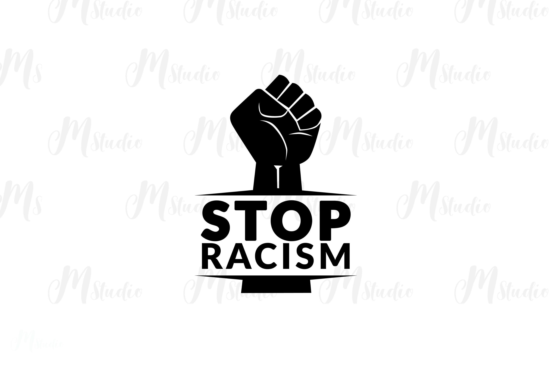 Black Lives Matter SVG Bundle example image 7