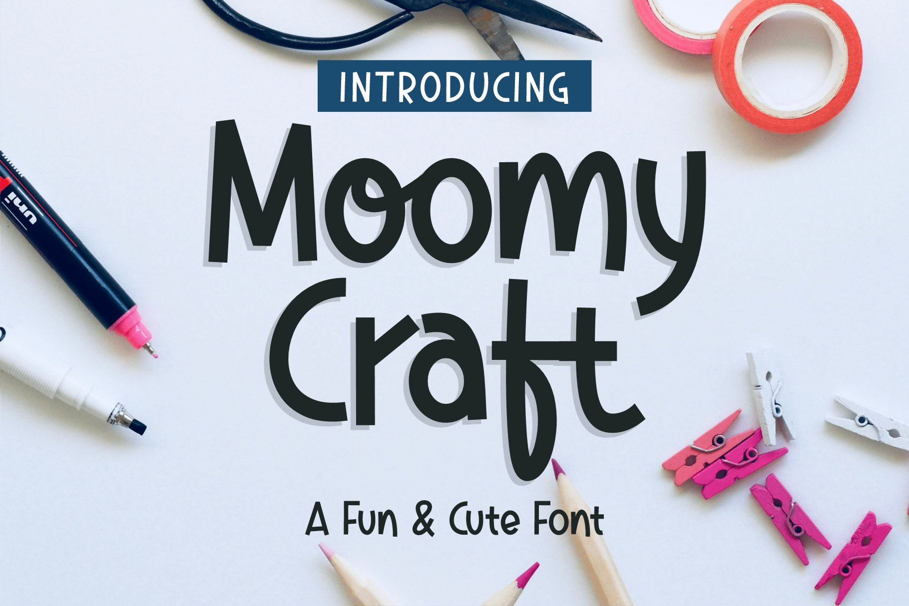 Awesome Crafting Font Bundle Vol. 2 example image 16