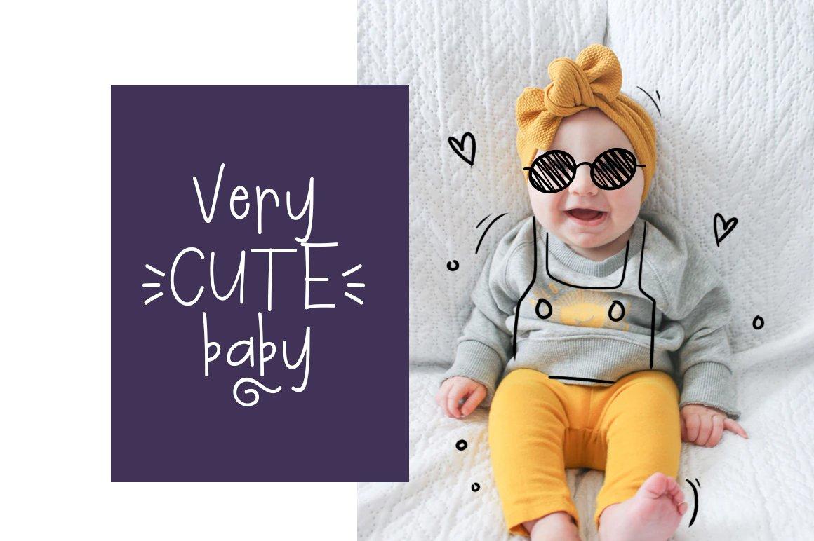 Baby Aura example image 5