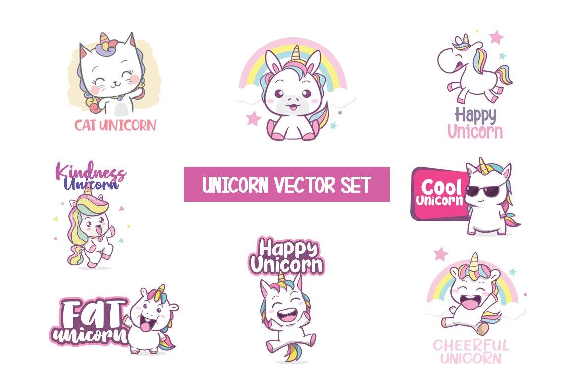The Unicorn Dream Bundle example image 14