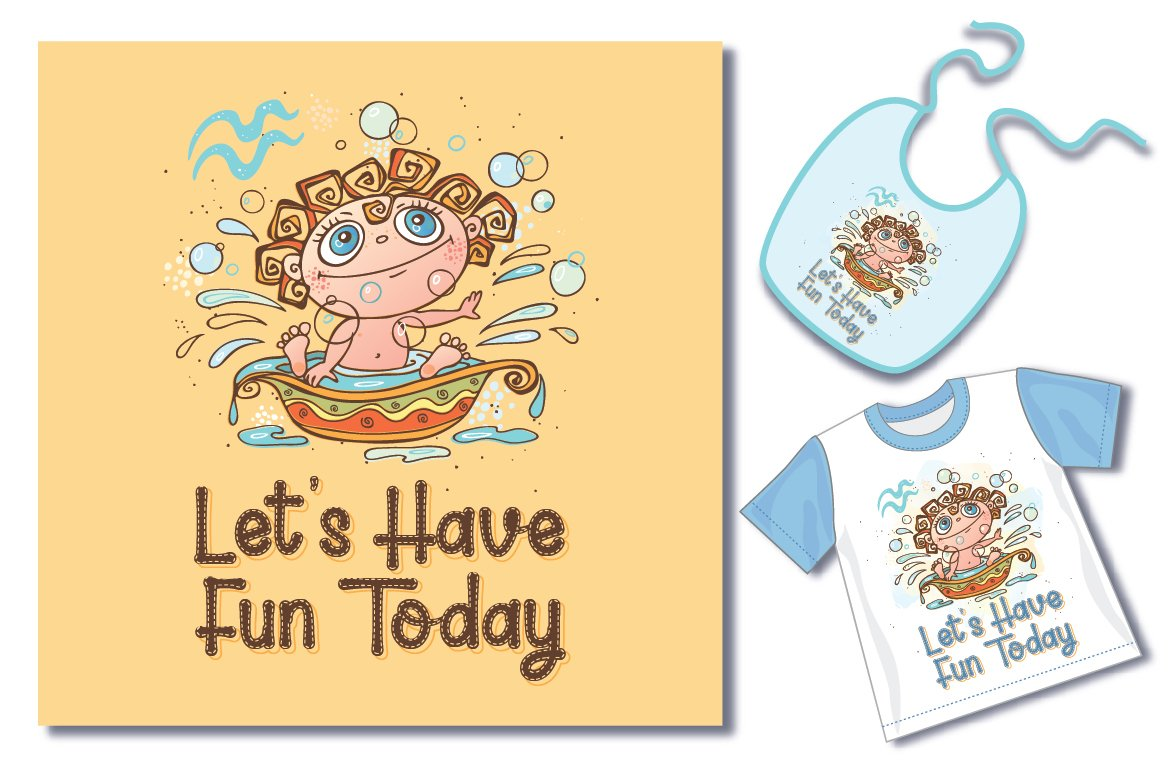 Cool Baby - A Fun Family Font example image 2