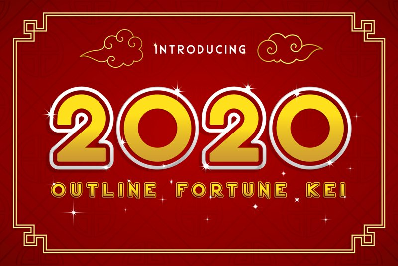 2020 Outline Fortune Kei example image 1