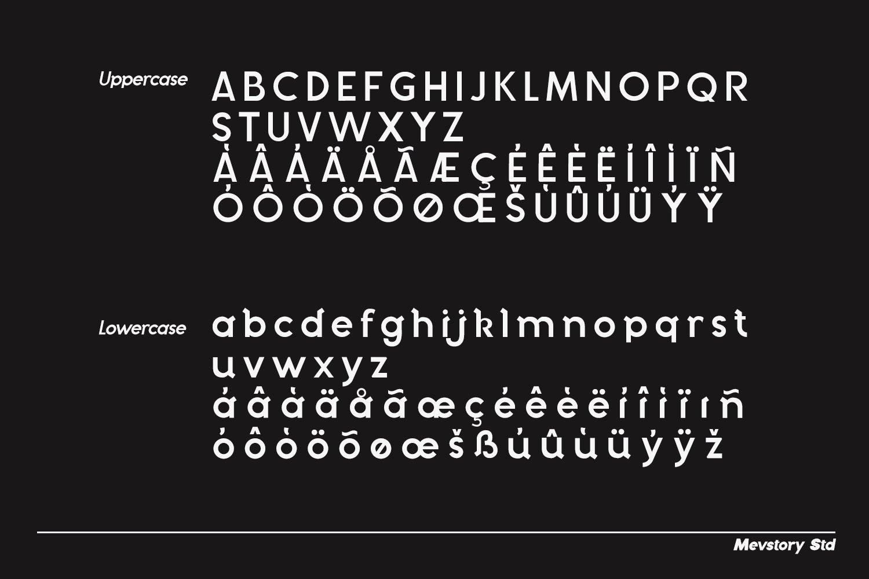 Bechtlers Sans Serif example image 3