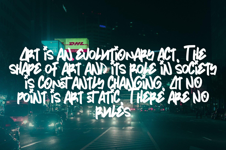 Street Art | Street Typeface example image 5