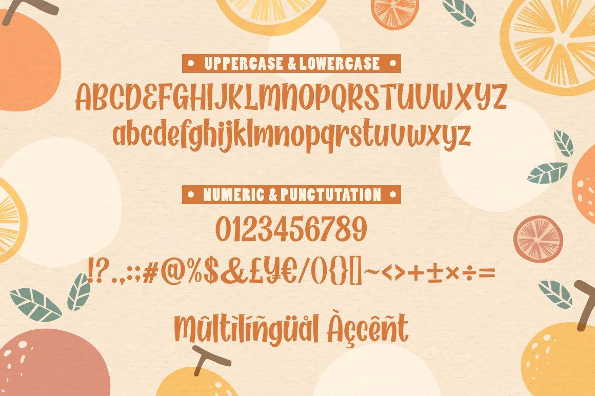 Fresh Orange example image 6