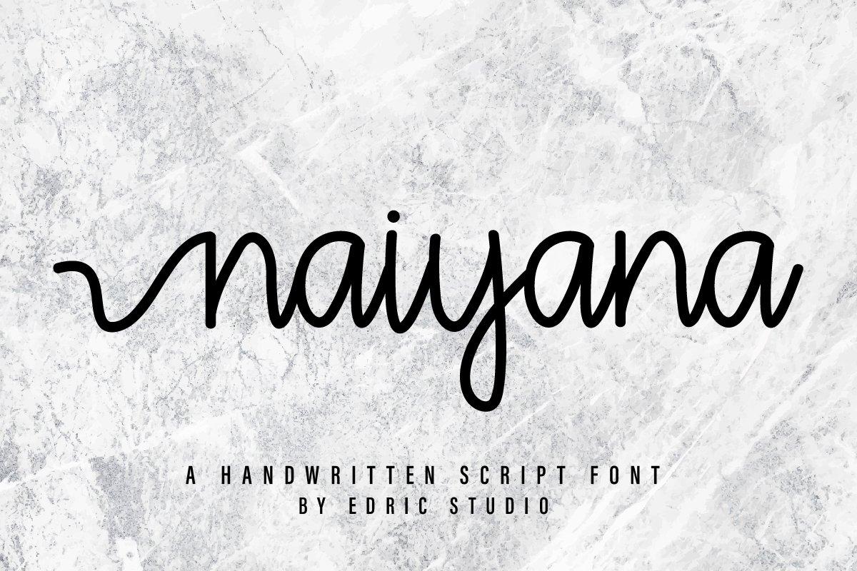 Naiyana example image 12