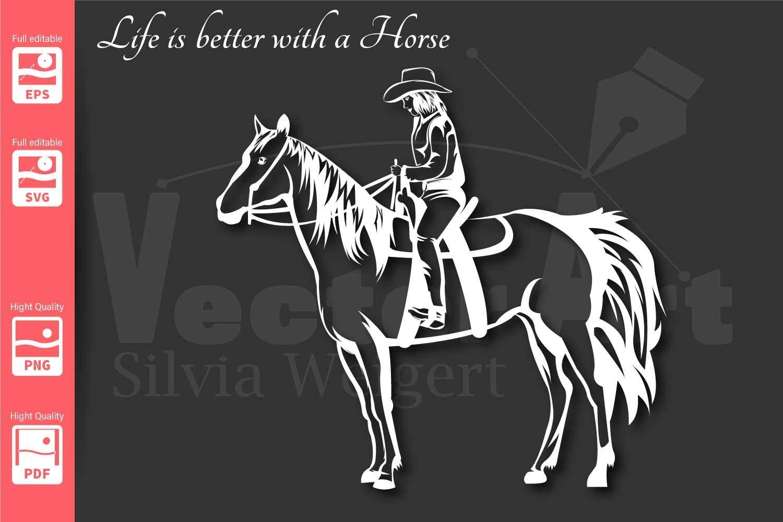 horses love horses rodeo Horse SVG  Vector 013 cowboy ranch farm decal cut file barn clip art livestock drawing cowgirl