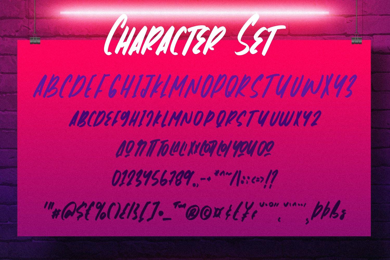 Recorders - Fancy Handwritten Font example image 4