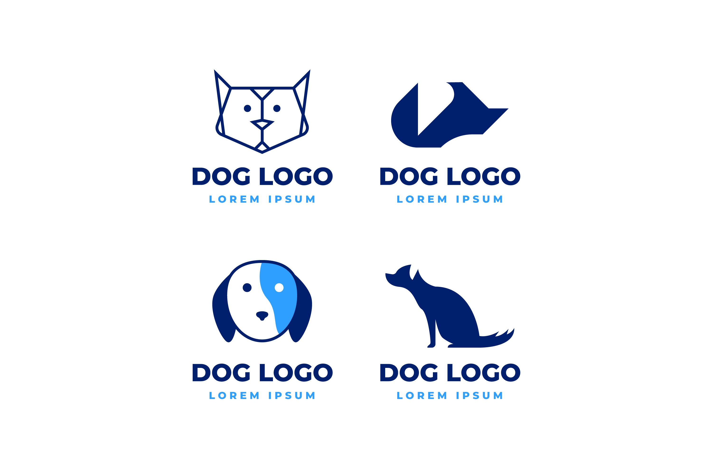 Dog Logo Collection example image 1