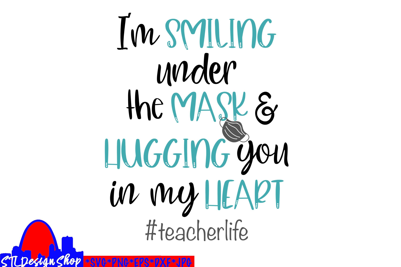 Teacher Mask Svg Cut File Teacher Life Sublimation 744961 Cut Files Design Bundles