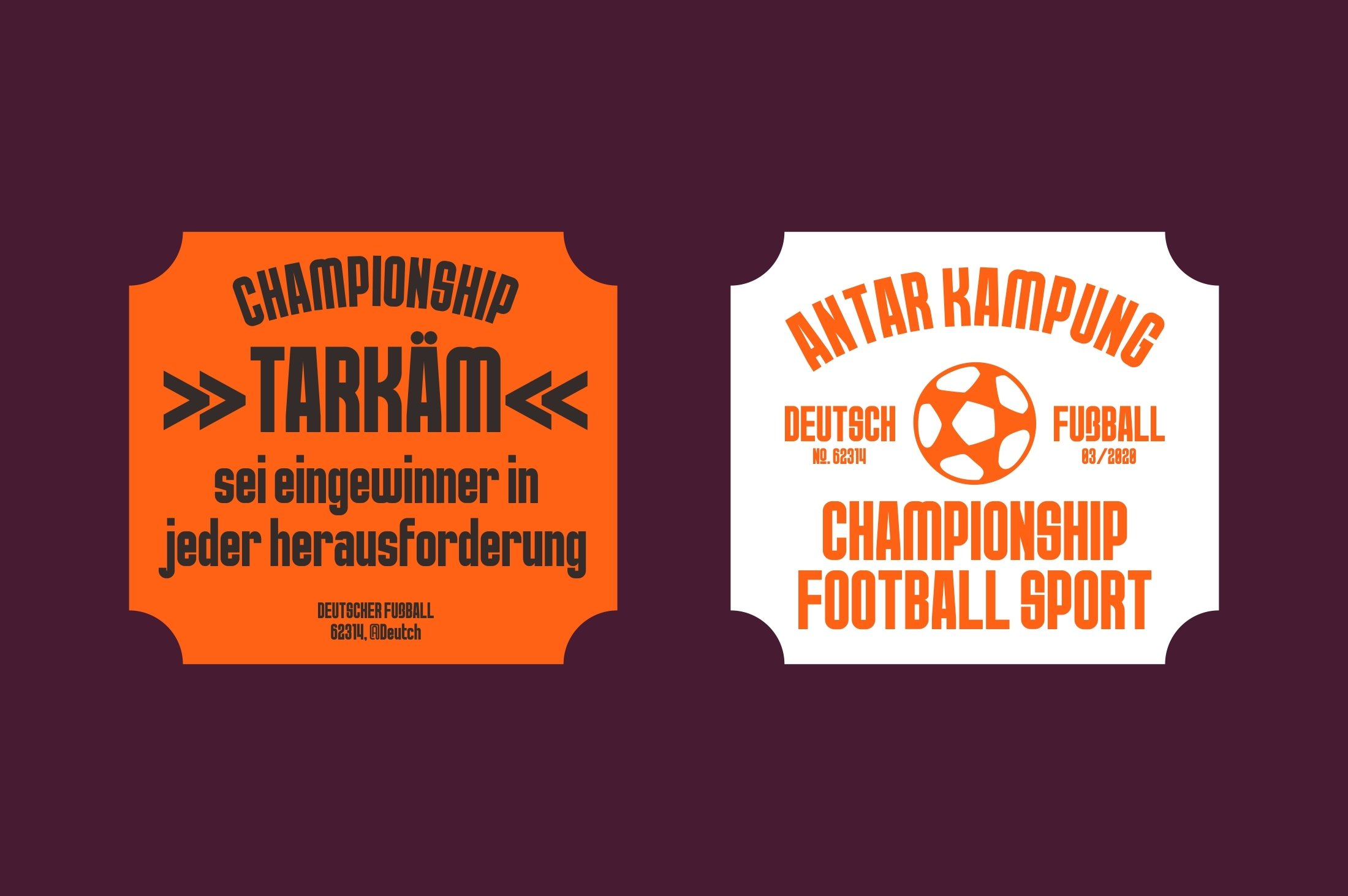 GR Norch - Sports Display Font example image 7