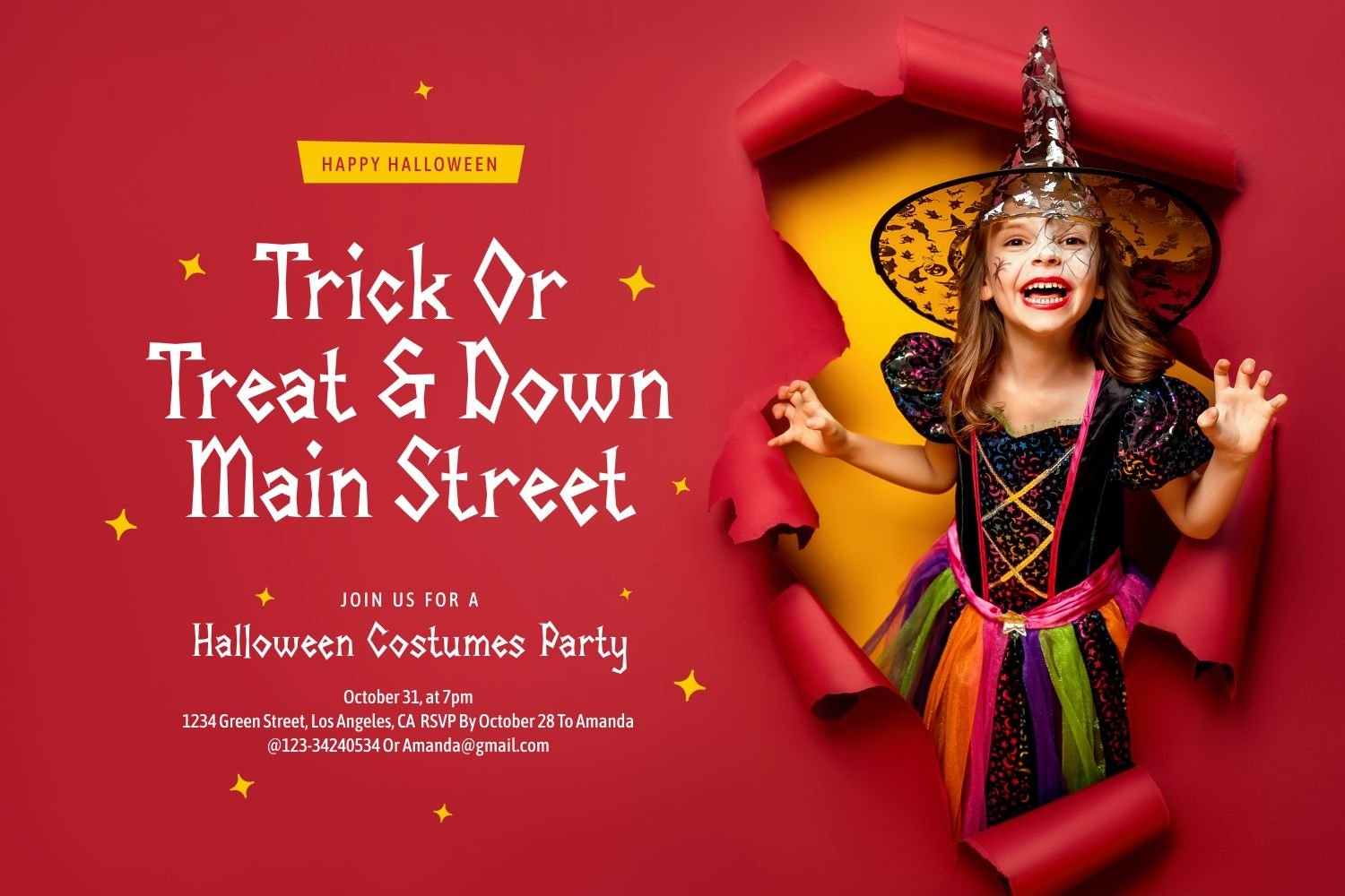 Halloween Mascots - Spooky and Playful Display Typeface example image 2