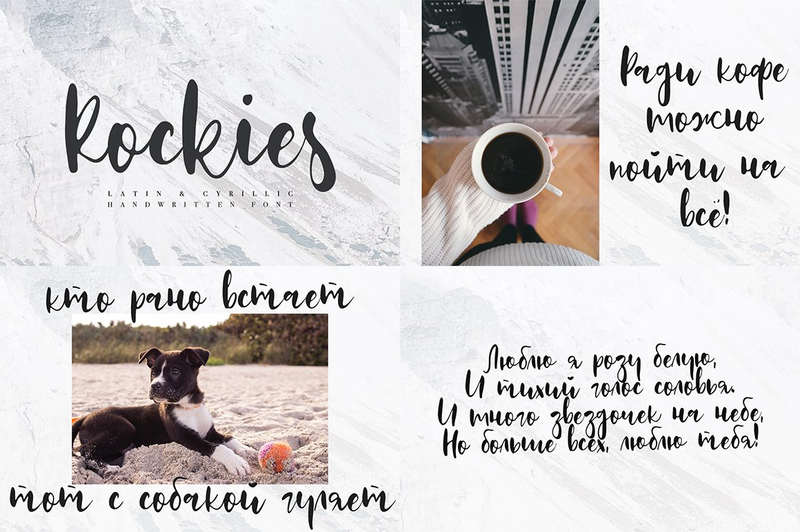 Font Bundle 70 in One example image 8