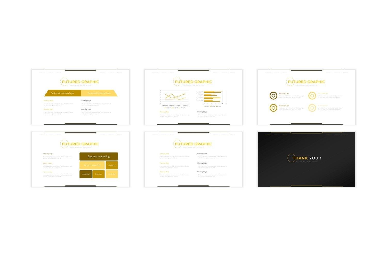 Futuranokala - Powerpoint Template example image 3
