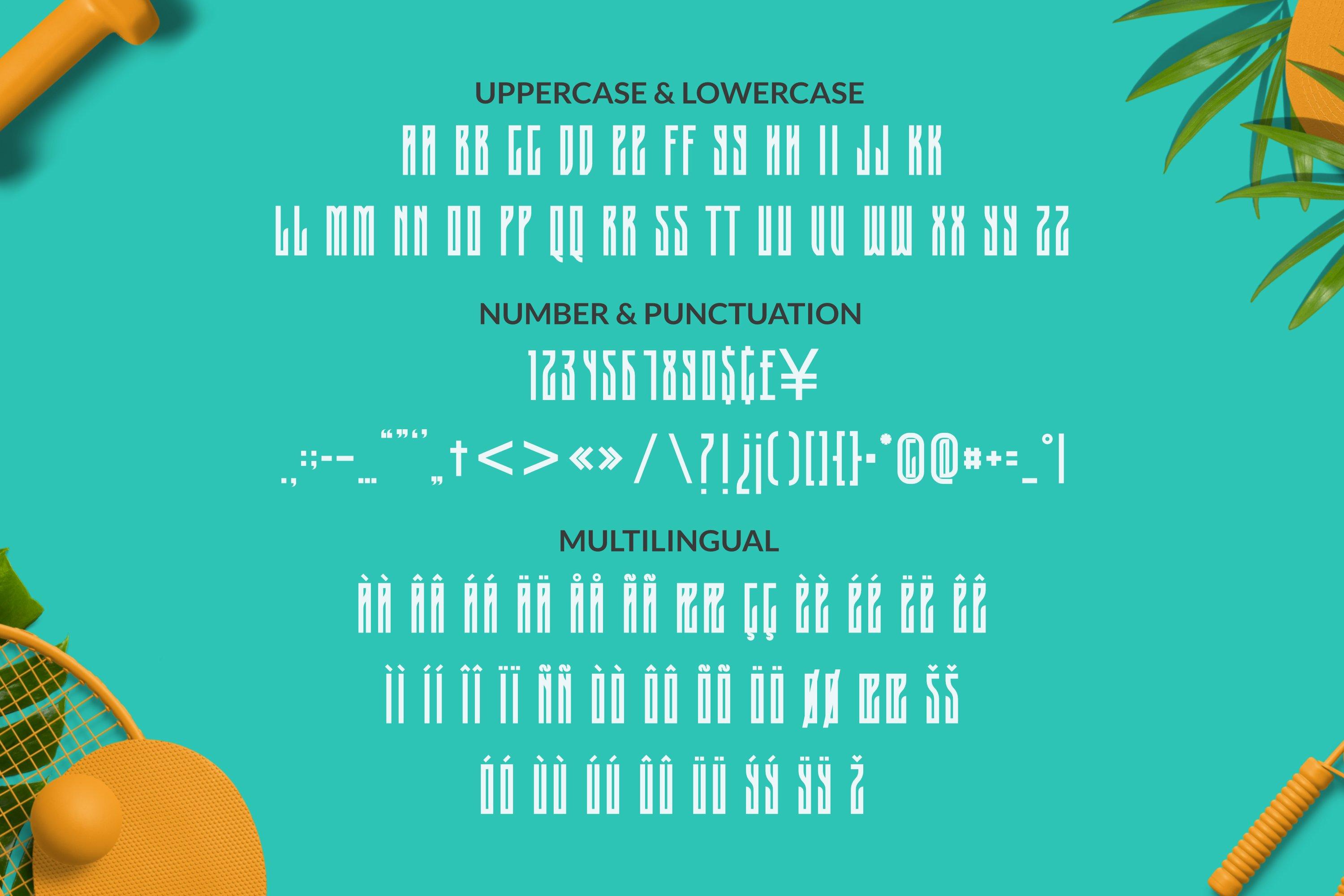 The Monster Font example image 3