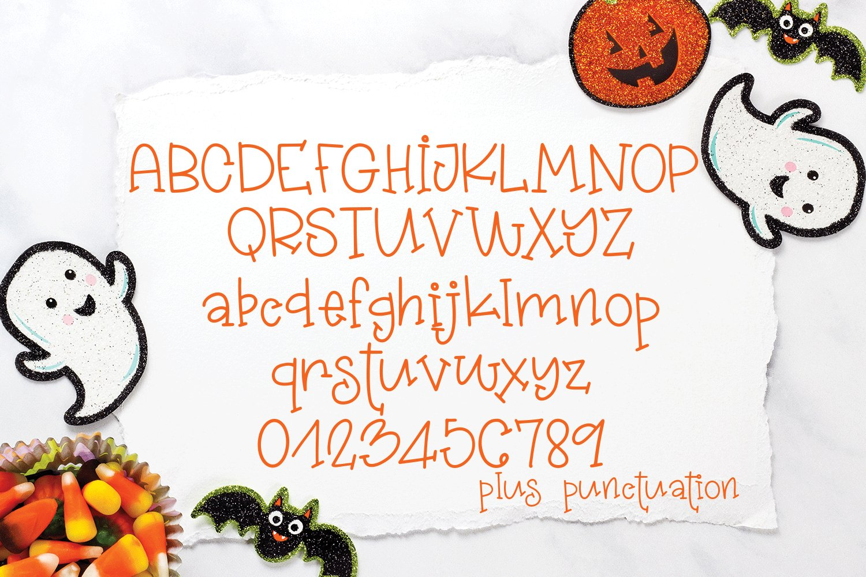Bootiful - A Fun Hand-Written Font example image 4