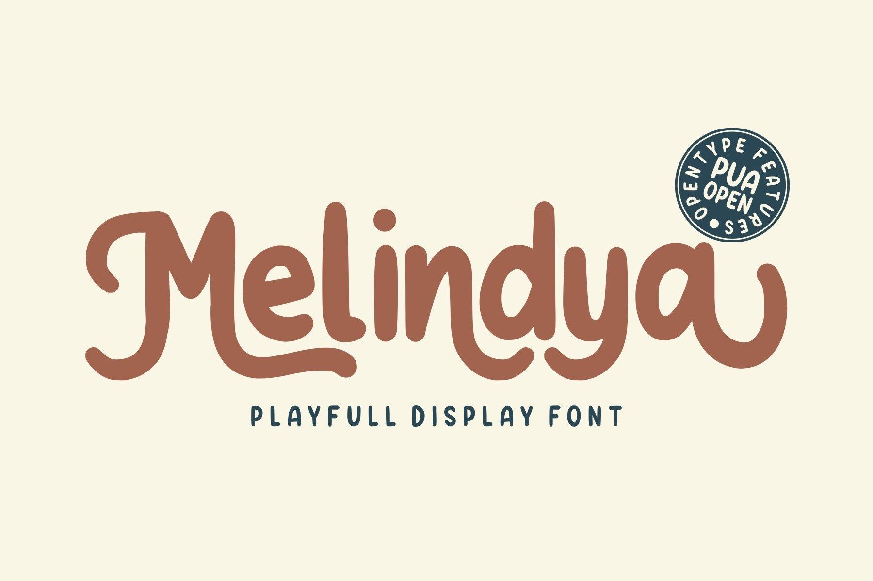 Melindya example image 1