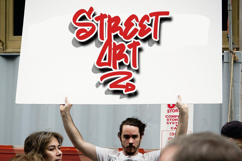 Street Art | Street Typeface example image 3