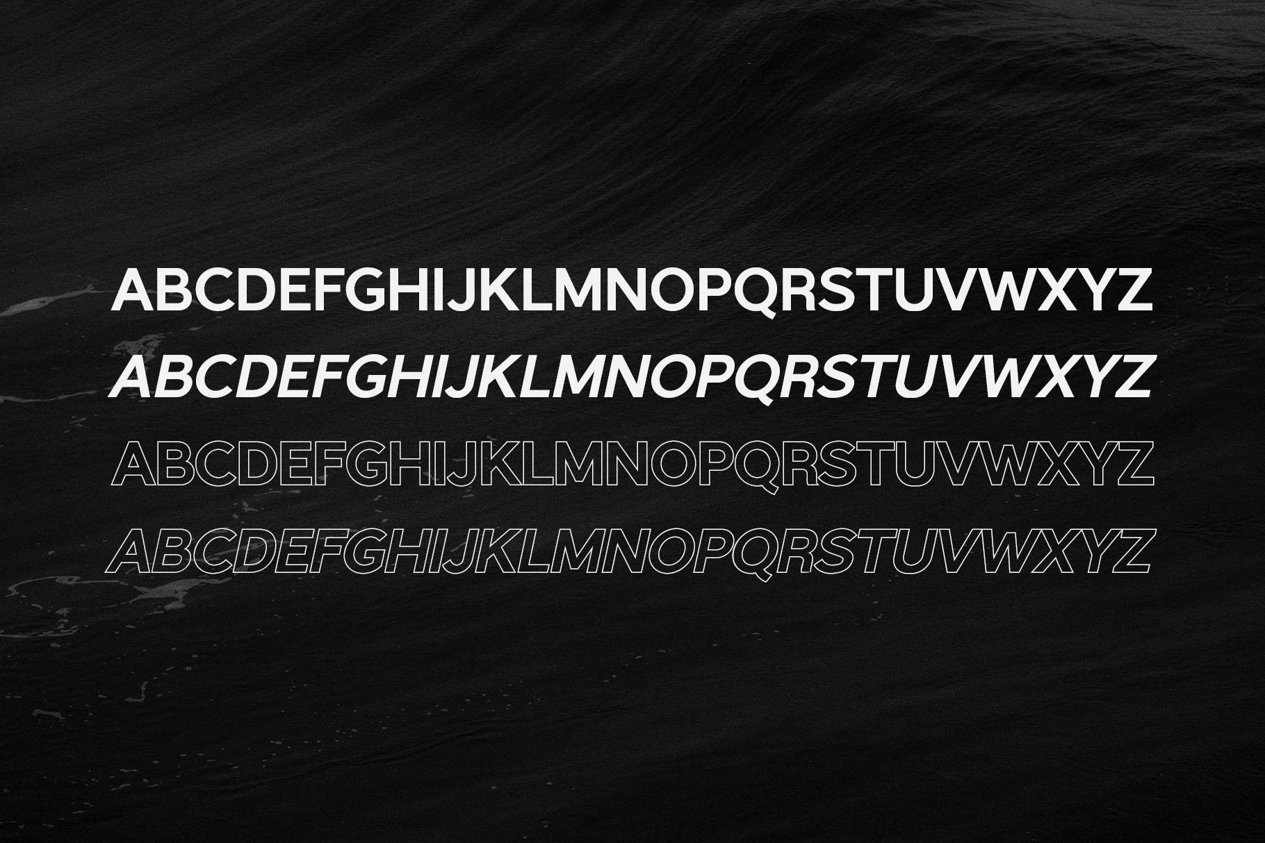 Branden - Casual Sans Serif Font example image 5