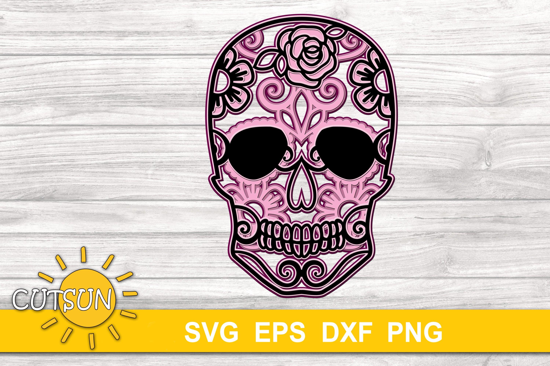2079+ Mandala Skull Svg – SVG Bundles
