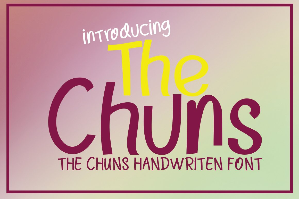 The Chuns example image 1