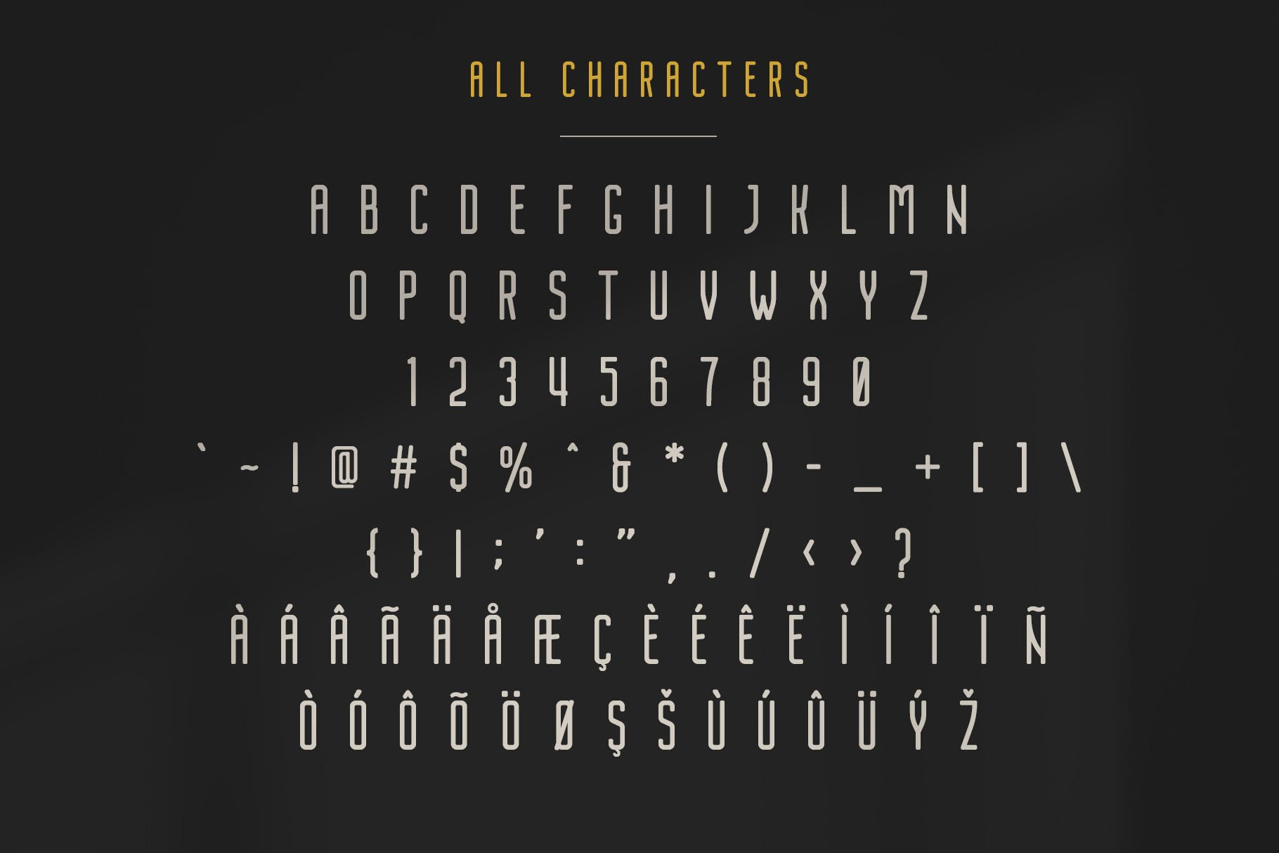 Nordin Rounded - Condensed Sans example image 9