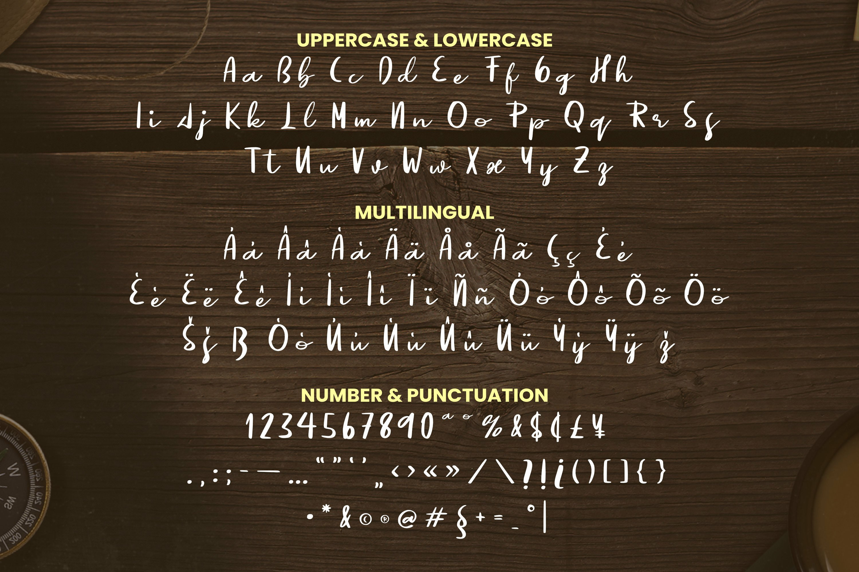 Juta Rasa Font example image 3