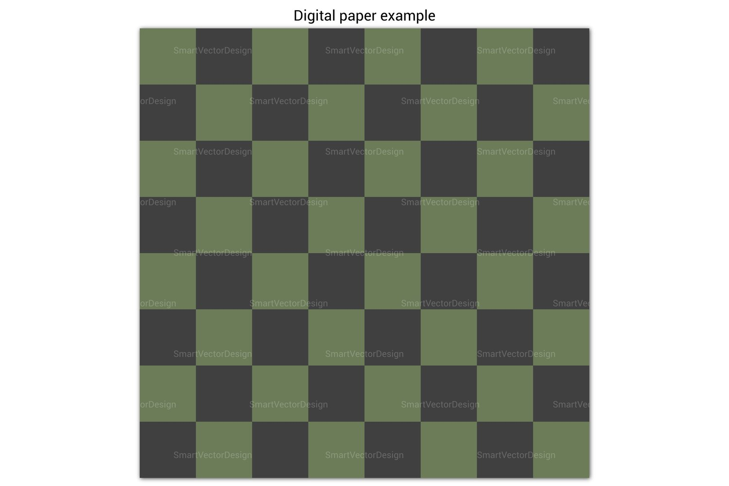 Seamless Very Large Checkered Pattern Paper 250 Colors On Bg 708497 Patterns Design Bundles