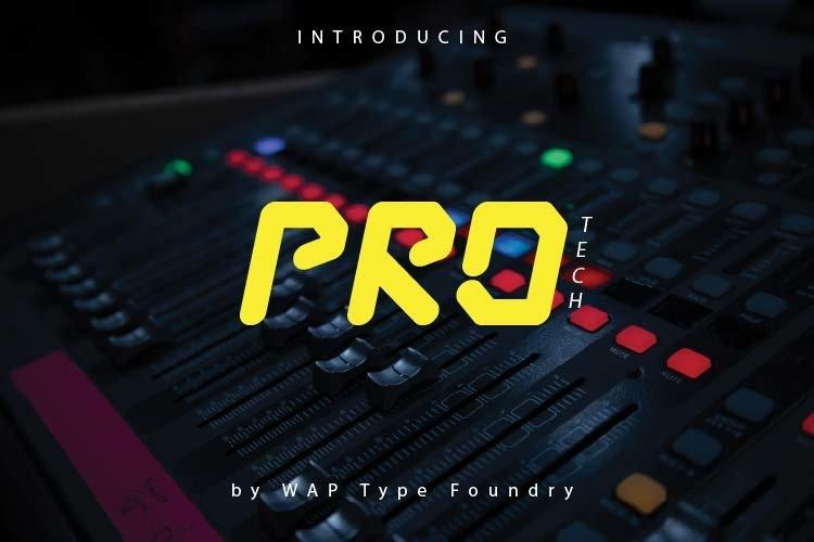 PRO Tech example image 1