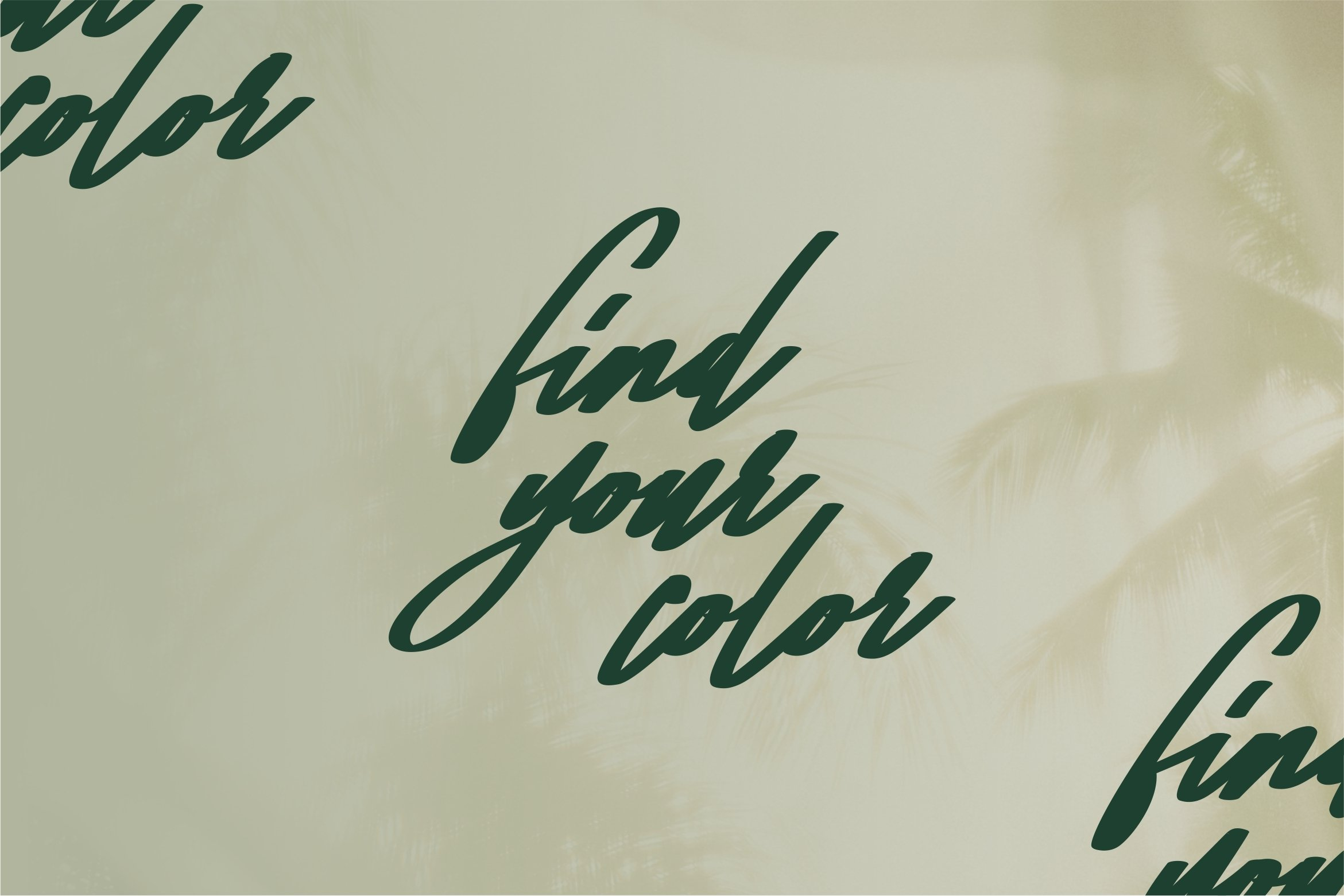 Mallimal - A Bold Signature Font example image 2