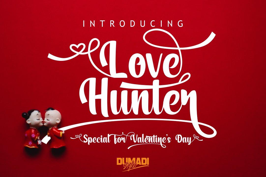 Love Hunter example image 1