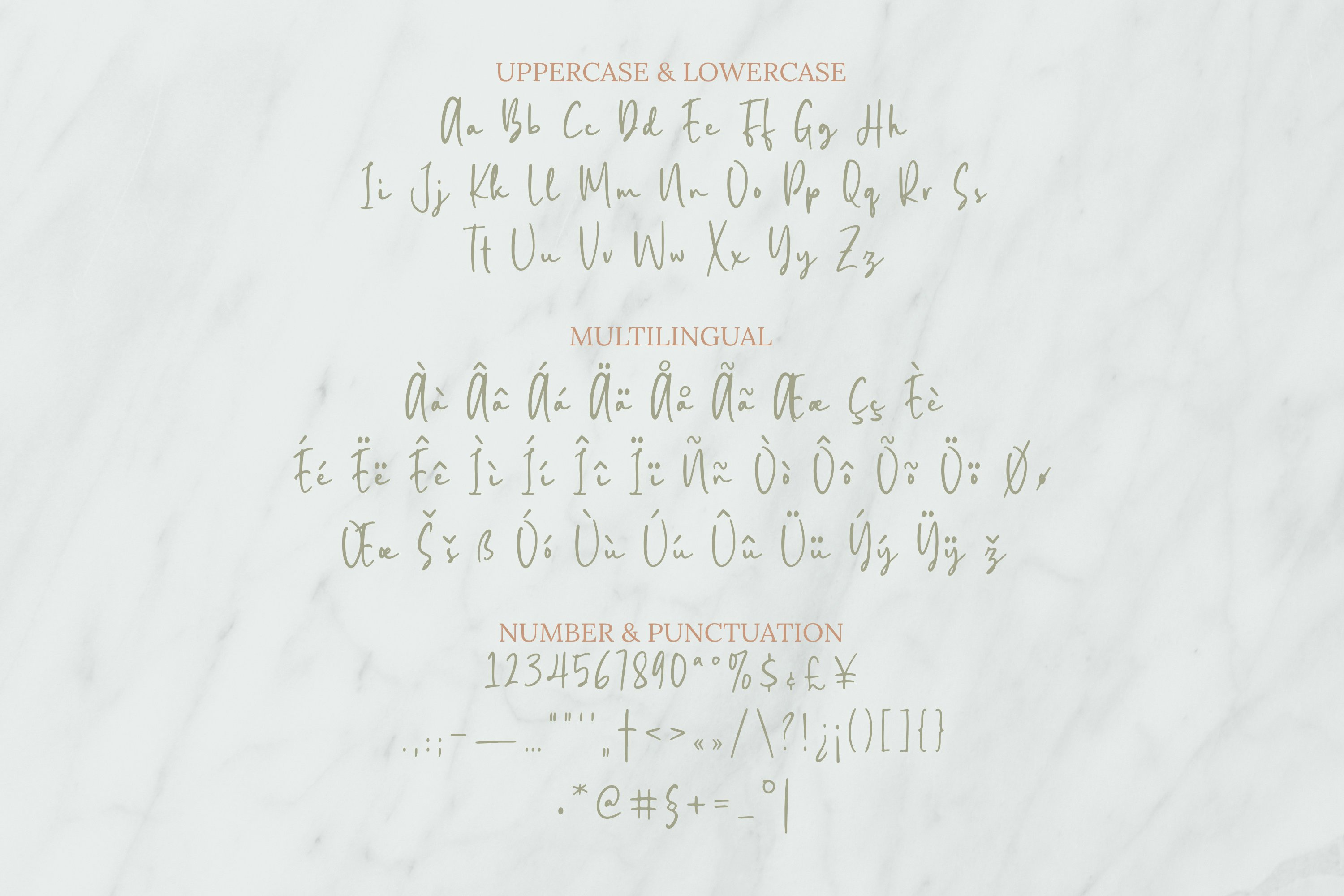 Fleures Font example image 3