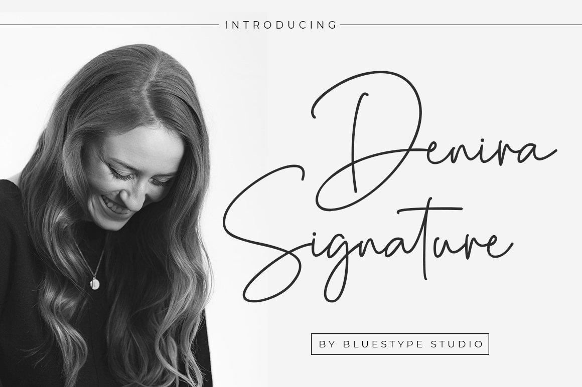 Denira Signature example image 1