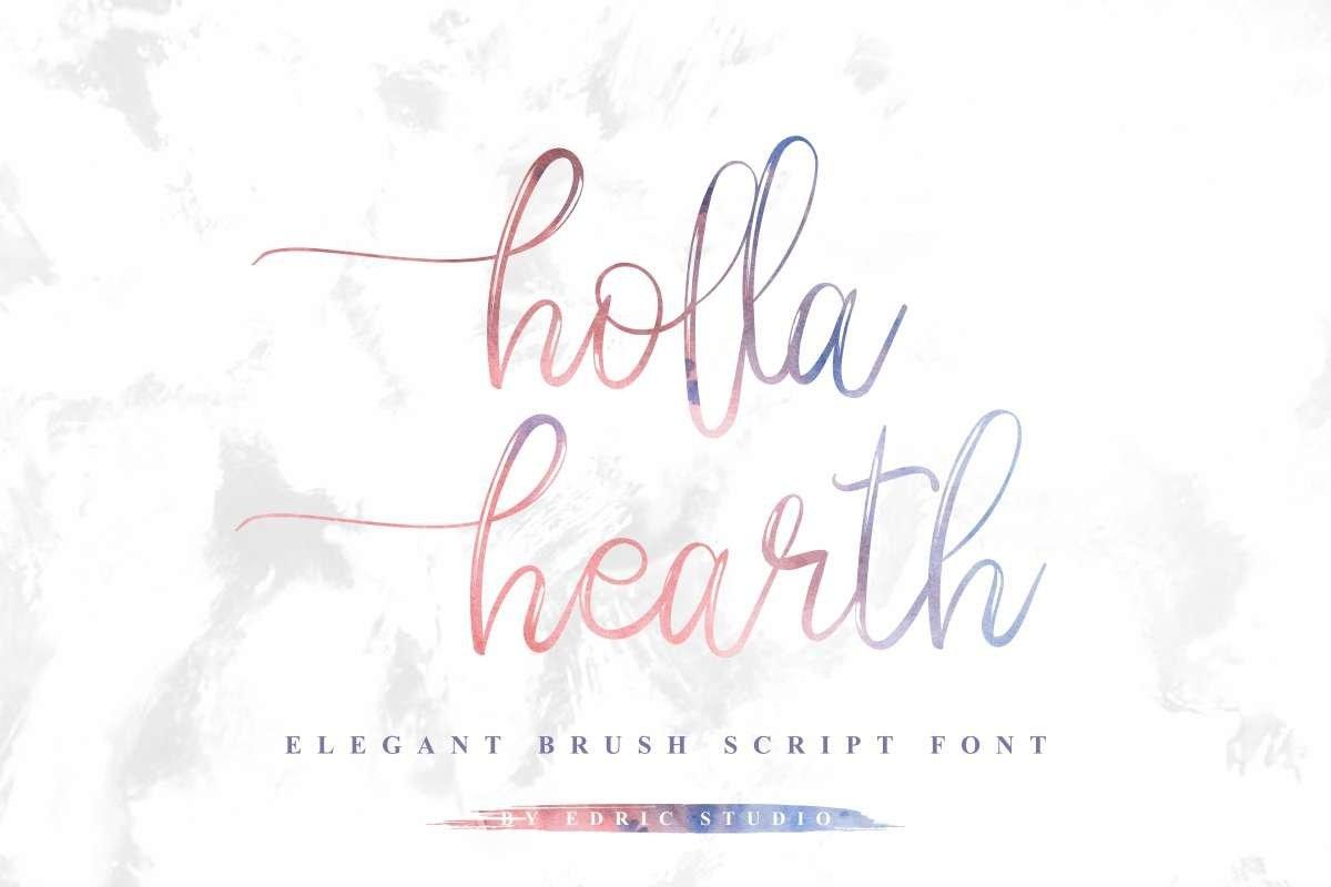 Holla hearth example image 2