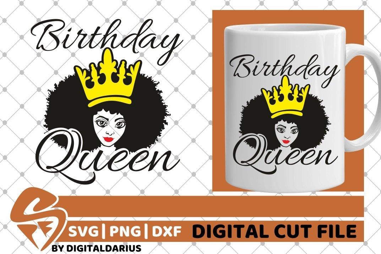 107x Black Woman Designs Bundle SVG, Black Queen, Melanin example image 9