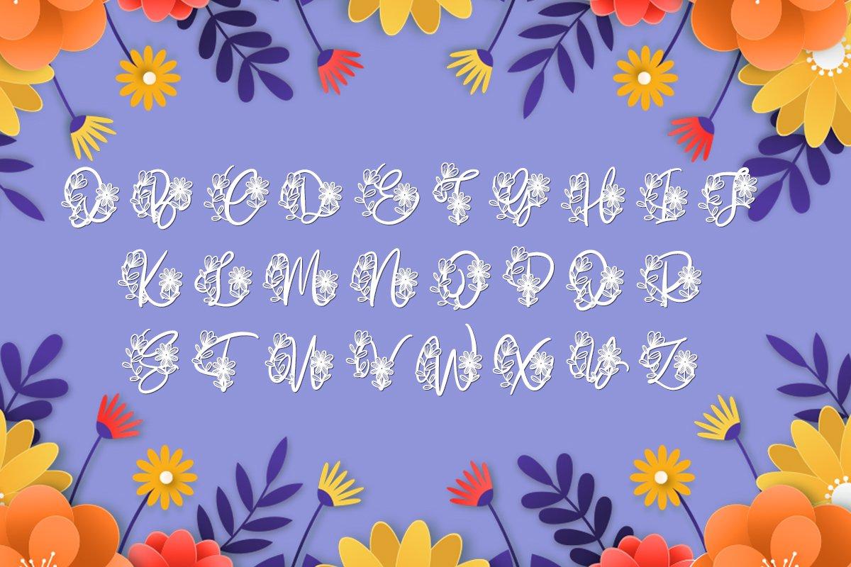 Monogram Daishy example image 3