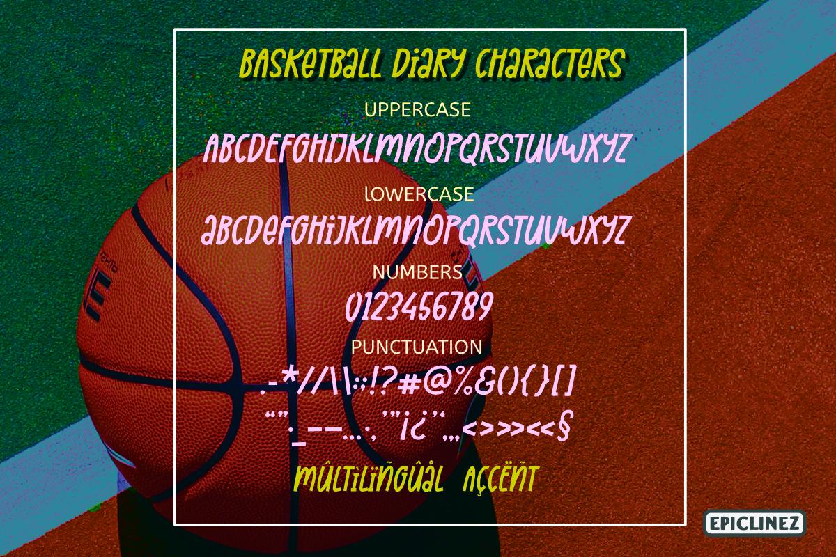 Basketball Diary example image 5