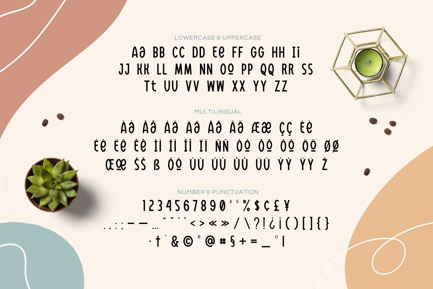 Strong Latte - Stylish Display Font example image 5