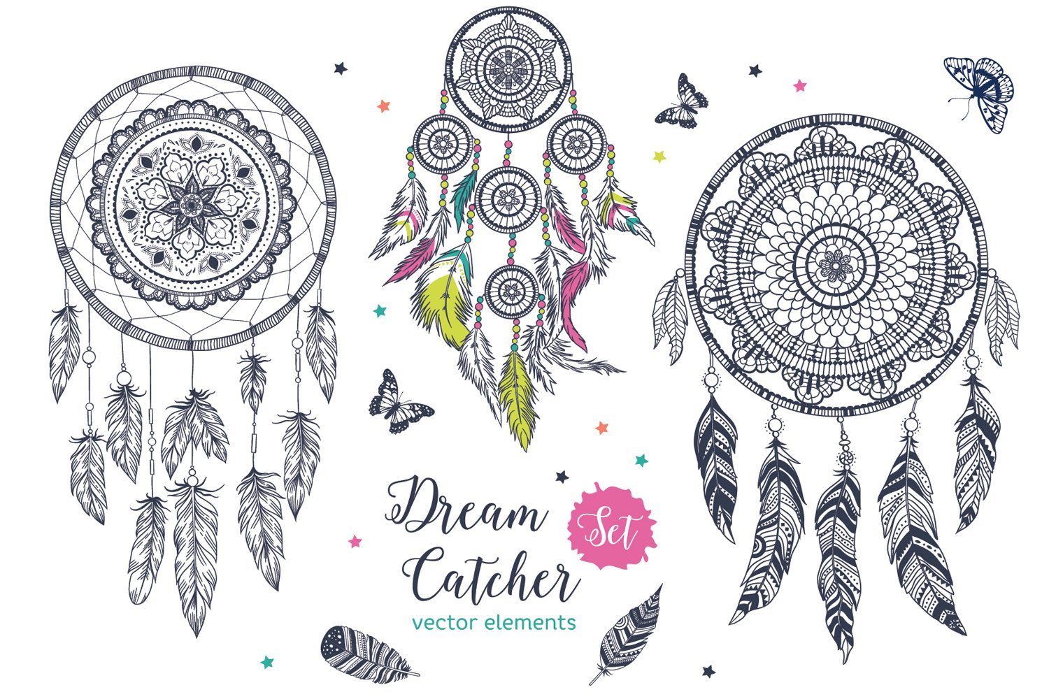 Dreamcatchers Set example image 2