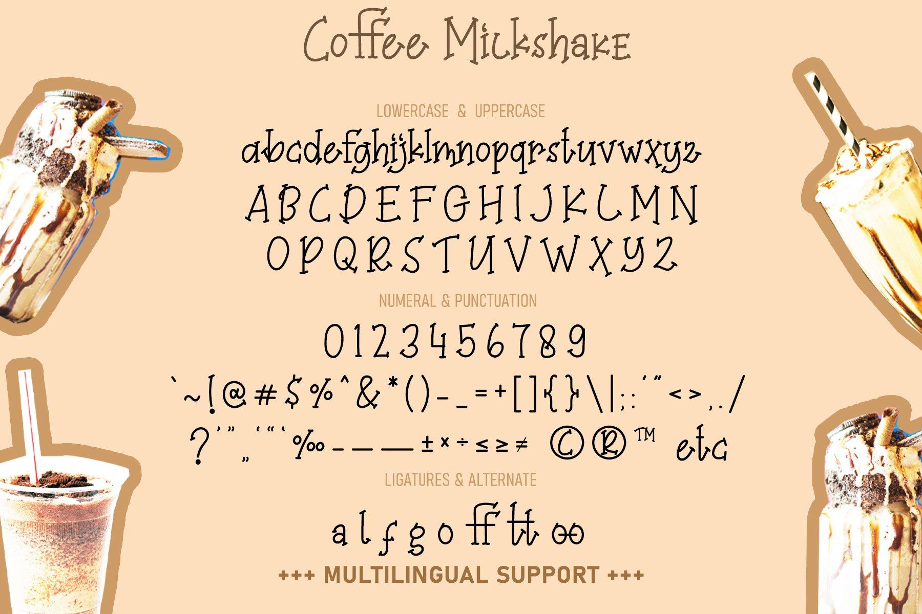 Coffee Milkshake example image 6