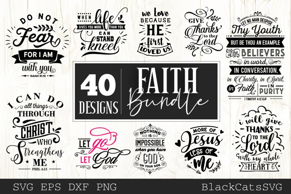 Mega Bundle 400 SVG designs vol 3 example image 20