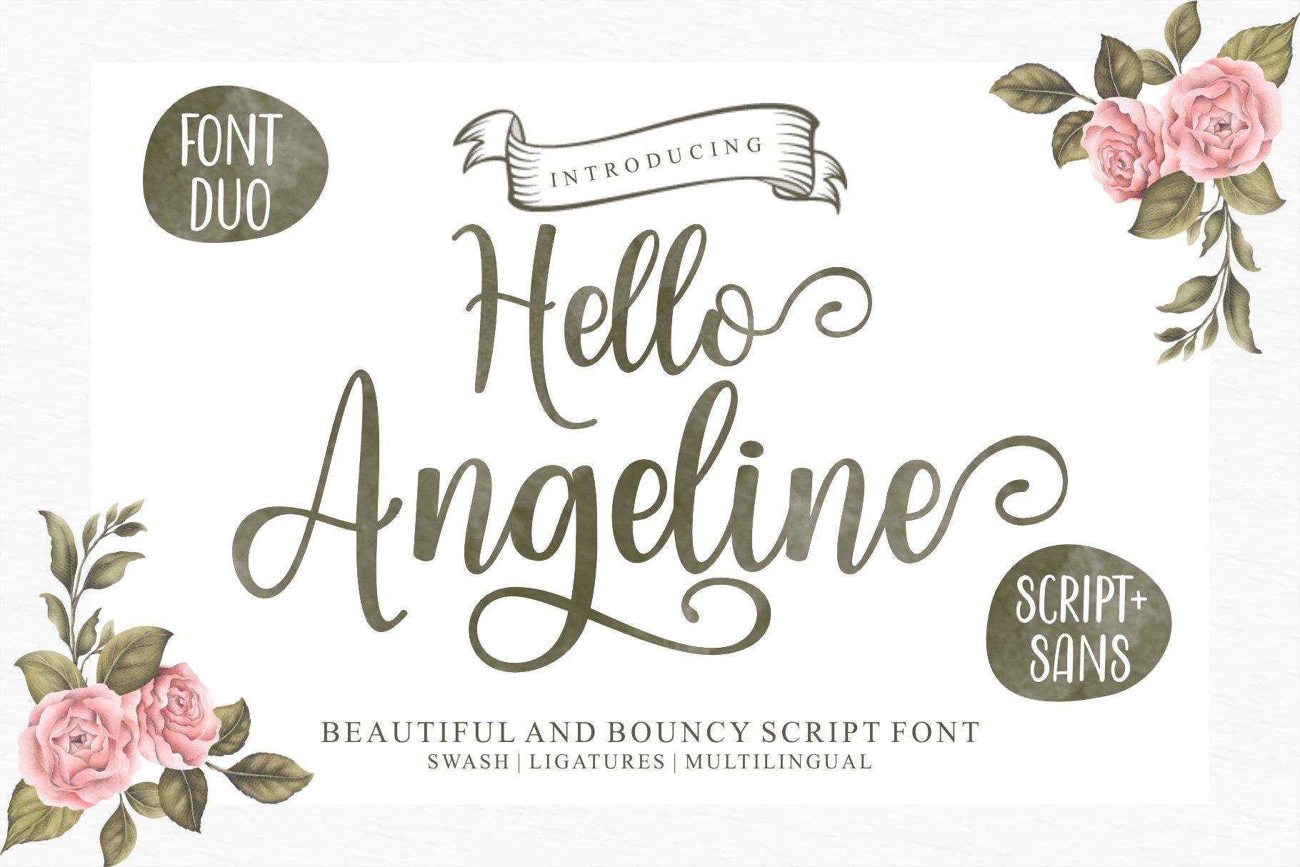 Beautiful Font Bundle example image 7