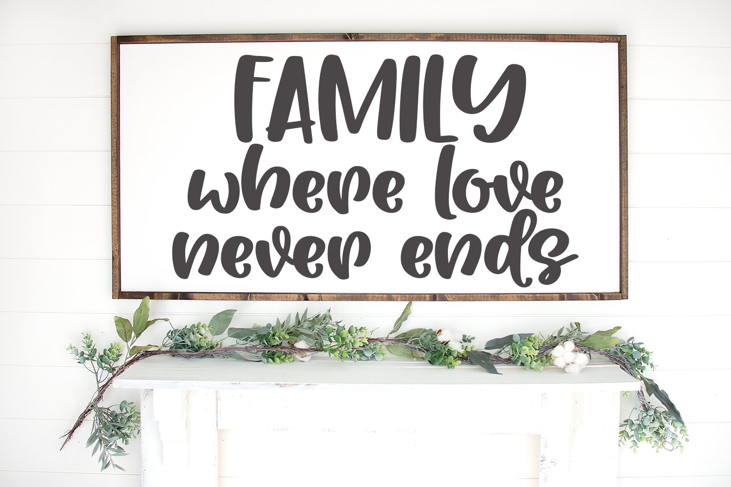Farmhouse Love - A Playful Handlettered Font Pair example image 2