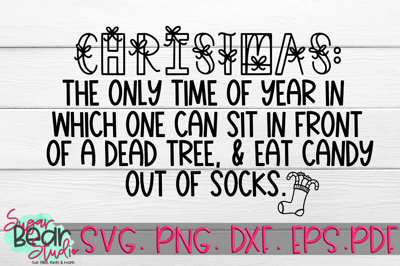 Christmas Mini Bundle Volume 4 - 10 Christmas SVGs example image 8