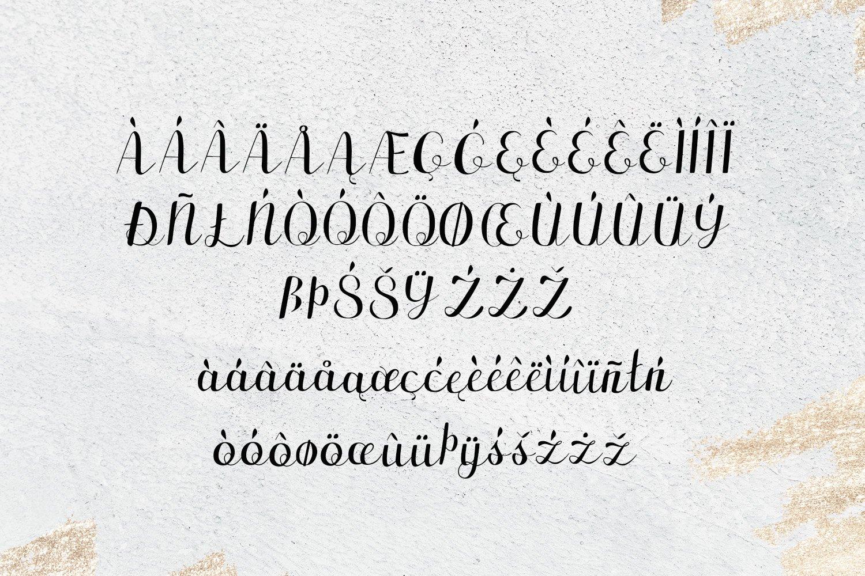Edredon Font example image 5